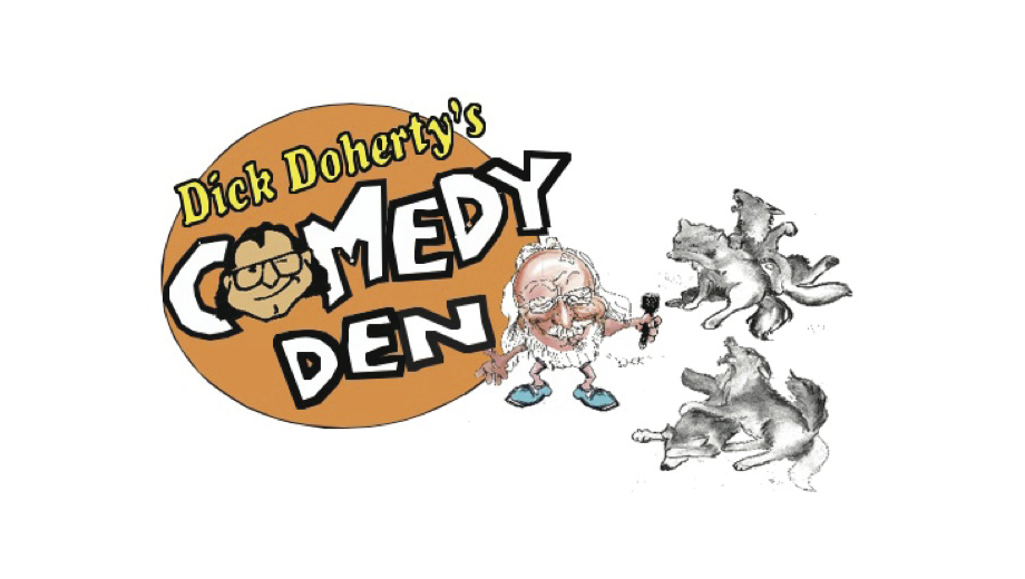 Boston's Best Comics at Dick Doherty's Comedy Den $10.00 ($20 value)