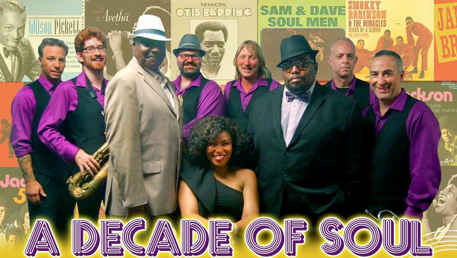 Classic Soul & Motown Revue: