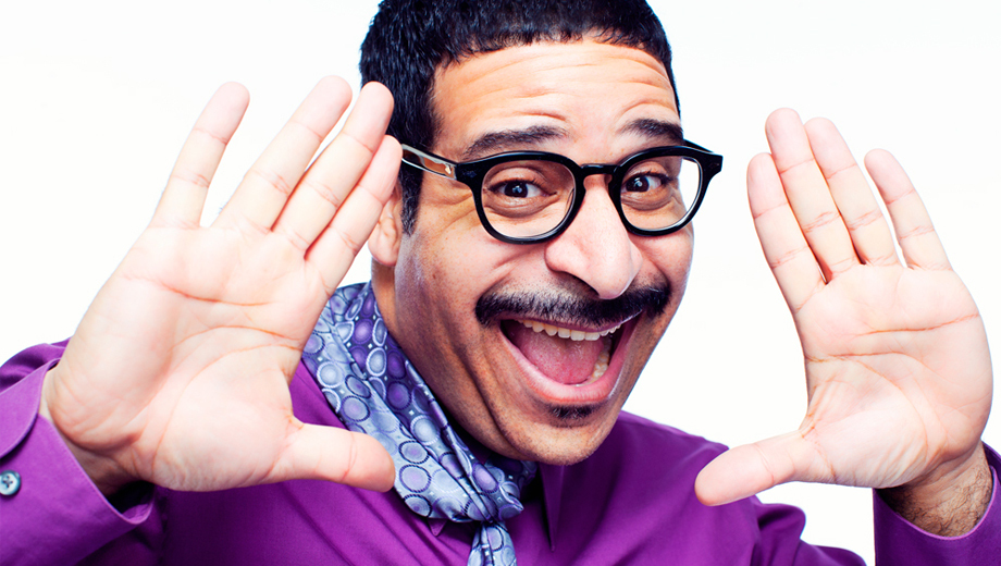 Erik Griffin of Comedy Central's