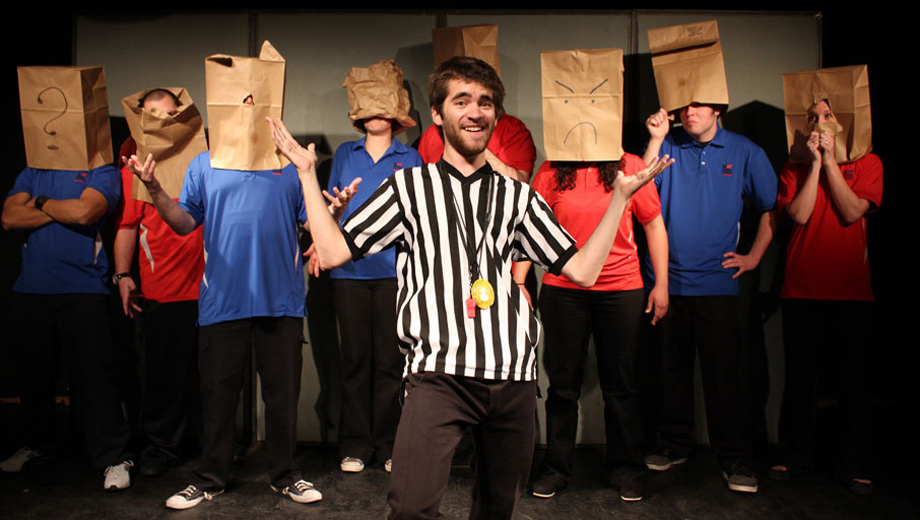 National Comedy Theatre's Improv: An Interactive Competition COMP - $7.00 ($14 value)