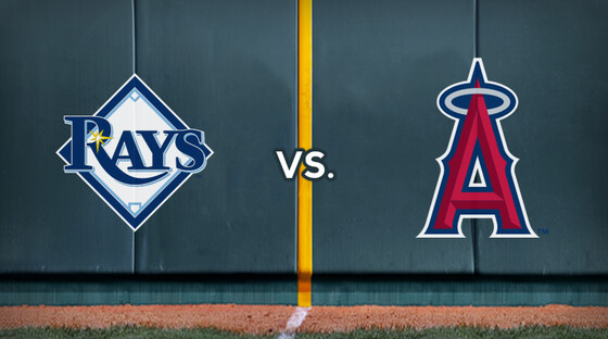Mlb rays angels