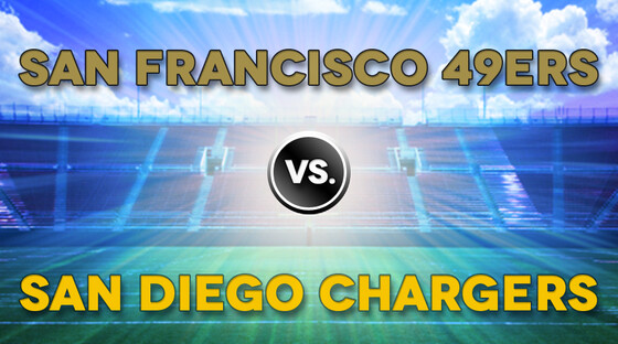 Nfl 49ers chargers