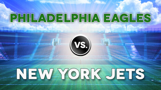 Nfl eagles jets