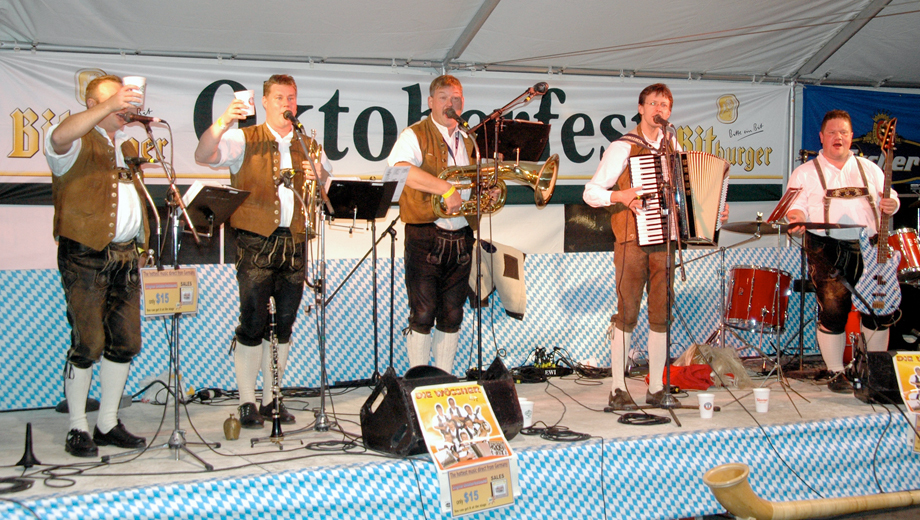 Celebrate Oktoberfest in a Bavarian-Themed Town $60.00 ($120 value)