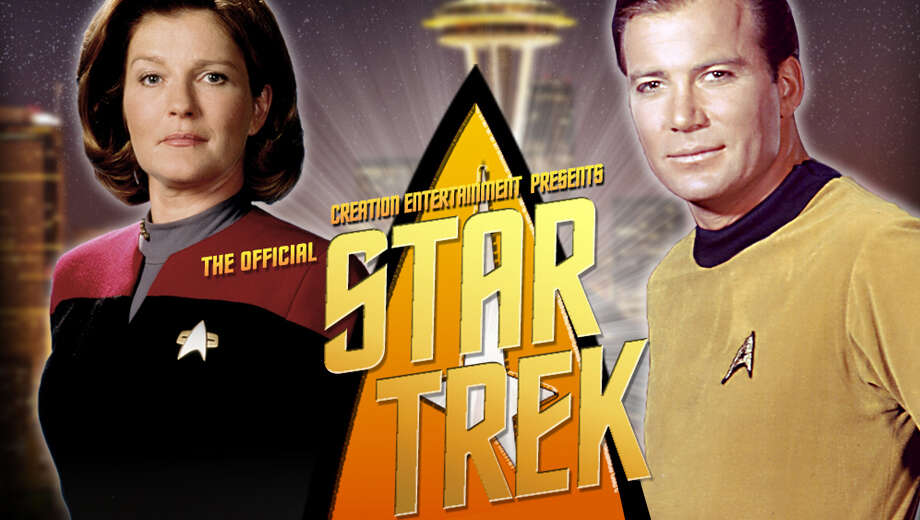 Star trek convention 081213