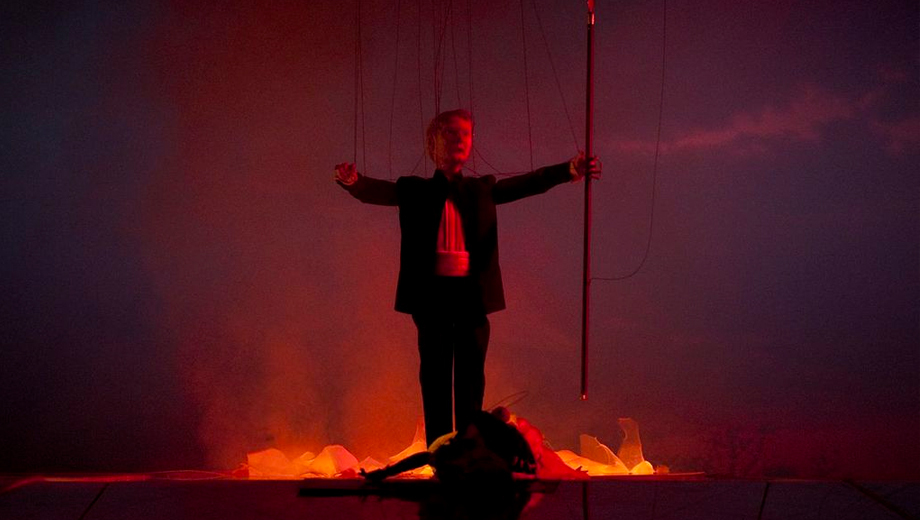 Reviews of Salzburg Marionette Theatre: Wagner's The Ring in