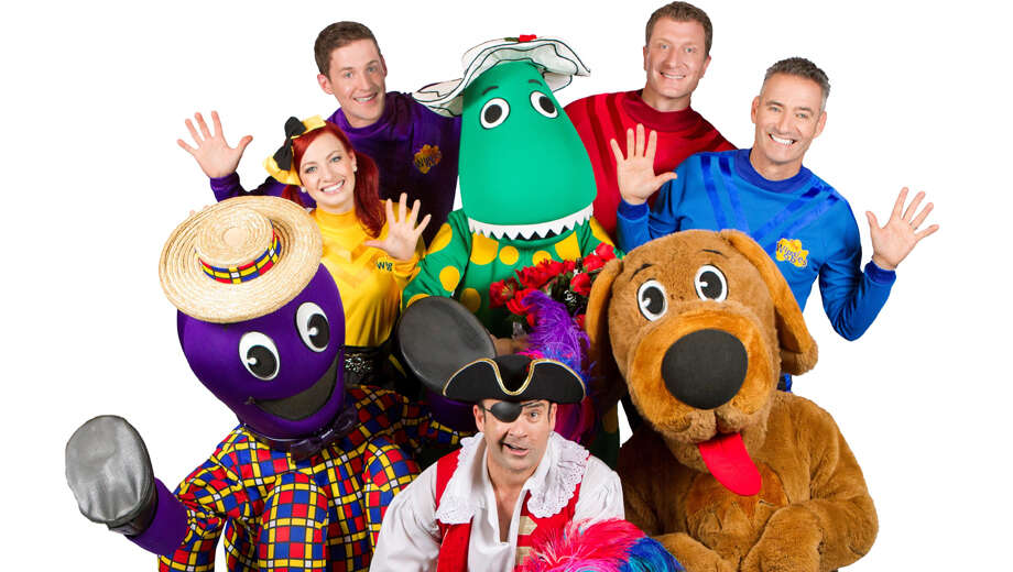 The Wiggles 2013