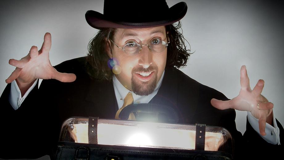 Magician Jay Alexander (