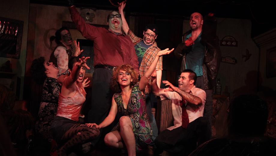 Brain-Eating, Dancing Zombies in