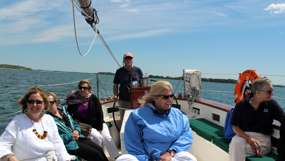 See the Boston Harbor Islands on a 3-Hour Picnic Sail $48.00 ($79.8 value)