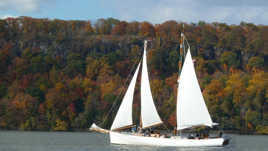Fall Foliage Sail Aboard the Adirondack III $48.00 ($79.8 value)