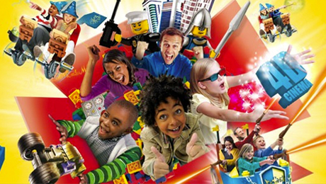 LEGOLAND Discovery Center Atlanta -- The Indoor LEGOLAND $12.00 ($18.36 value)