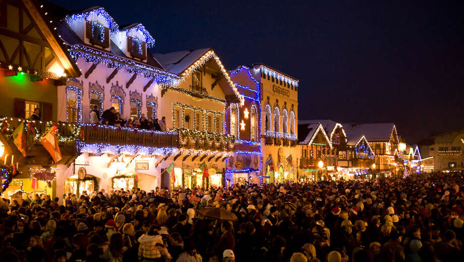 Leavenworth Christmas Lighting Festival Seattle Tickets n a at
