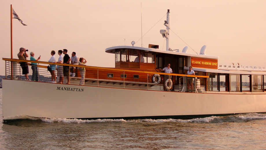 Wine & Cheese Tasting Cruise on the Yacht Manhattan $50.40 ($84 value)