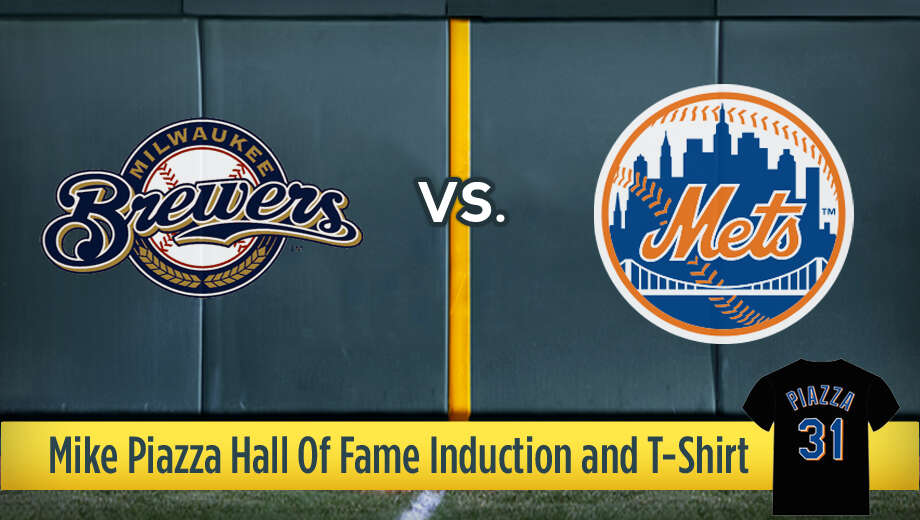 Reviews of Milwaukee Brewers vs  New York Mets: Mike Piazza