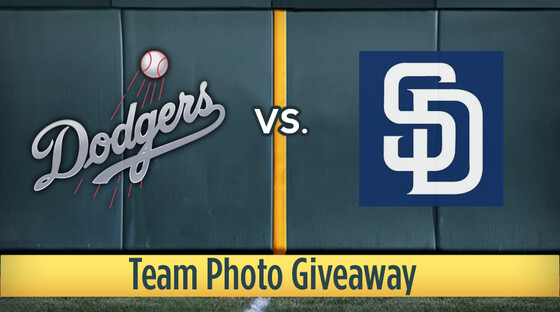 Mlb dodgers padres photo