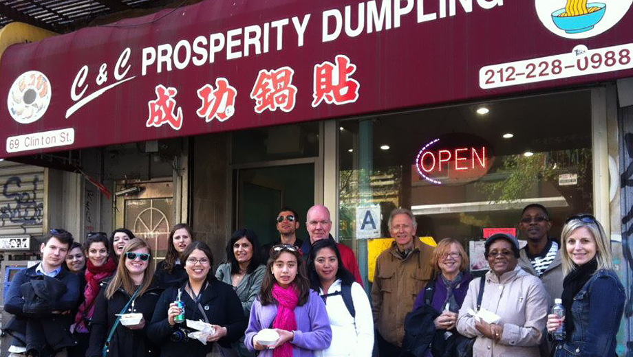 Tour Lower Manhattan: Wall Street, Chinatown, SoHo, the Meatpacking District & More $25.00 ($50 value)