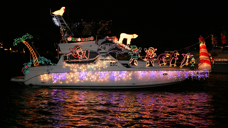 Newport Beach Christmas Boat Parade $5.00 - $28.00 ($10 value)