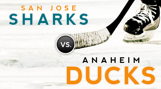 Nhl sharks ducks