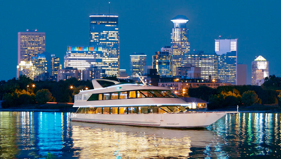 Friday Night Dinner Cruise Aboard the Paradise Lady $28.80 ($48 value)