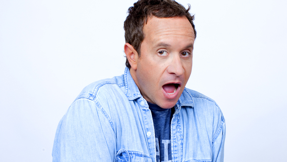 Actor/Comedian Pauly Shore (MTV,