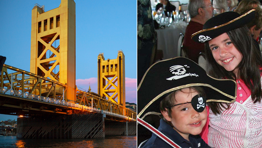 Spooky Halloween River Cruise for Families $10.00 ($20 value)