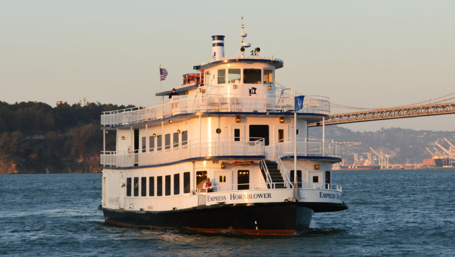Holiday Sunset Dinner Cruise From Berkeley Marina $56.64 ($94.41 value)