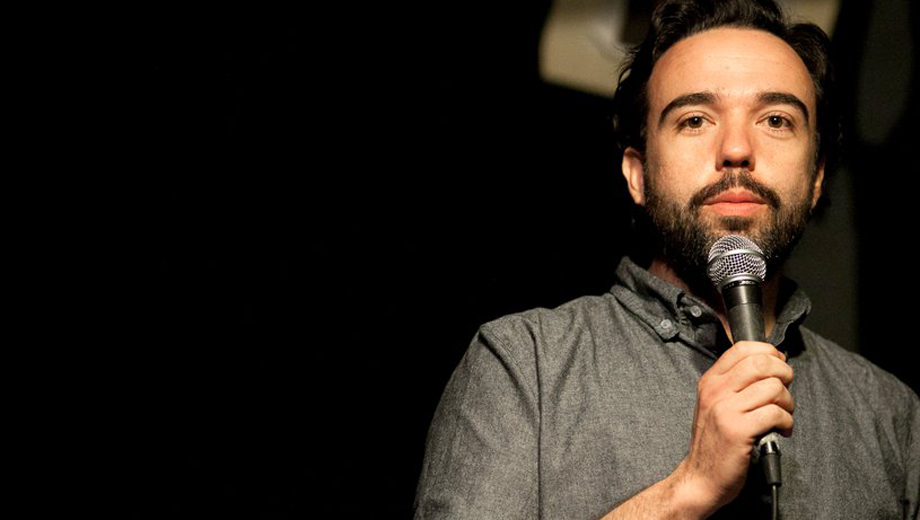 Rising Comedy Star Chris Garcia Records a Live Stand-Up Album $7.50 ($15 value)