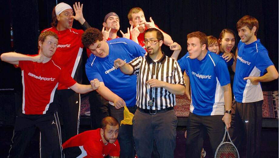 ComedySportz: Fast and Funny Improv Competition COMP - $7.50 ($15 value)