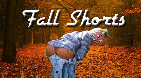 Fall shorts press