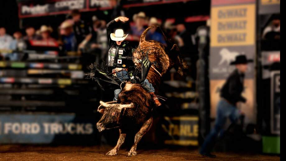 Professional Bull Riding Returns to Madison Square Garden $36.75 - $110.00 ($65 value)