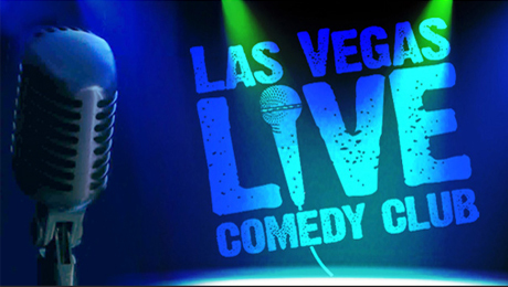 Stand-Up at Las Vegas Live Comedy Club $29.99 ($62.68 value)