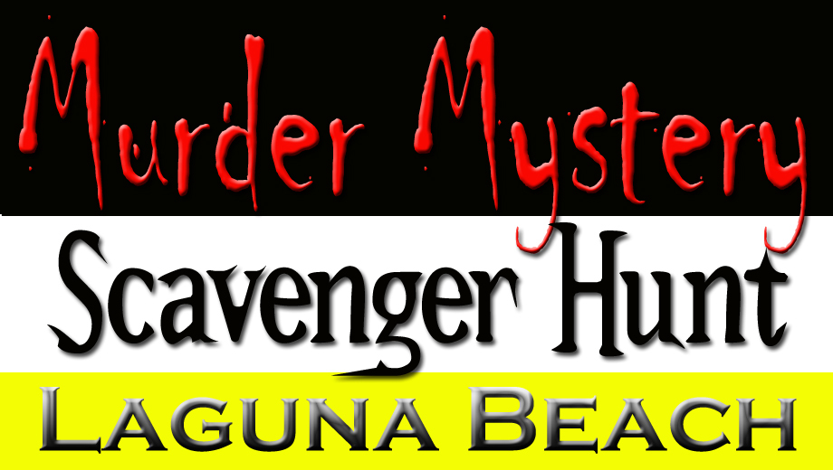 Solve a Mystery With Your Friends While Exploring Laguna Beach $20.00 - $23.00 ($49.99 value)