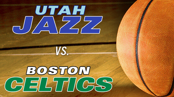 Nba jazz celtics