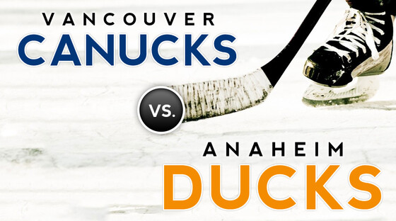 Nhl canucks ducks