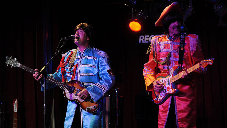 Beatles Brunch With Tribute Act Strawberry Fields With Buffet $29.75 ($44 value)
