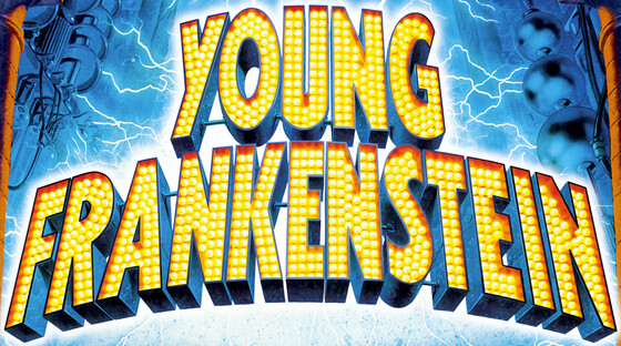 Young frankenstein title 920