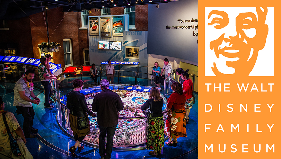 The Walt Disney Family Museum: Take an Inside Look at the Man Behind the Mouse $10.00 ($20 value)