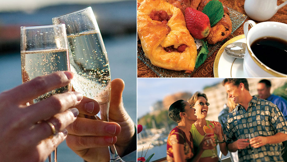Hornblower's Champagne Brunch Cruise Around Newport Beach $49.00 ($85.55 value)