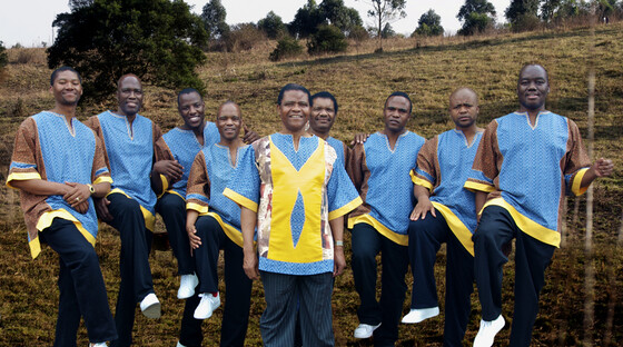 Ladysmith black mambazo 011614a
