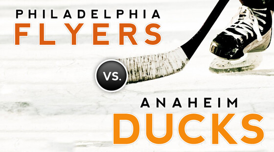 Nhl flyers ducks