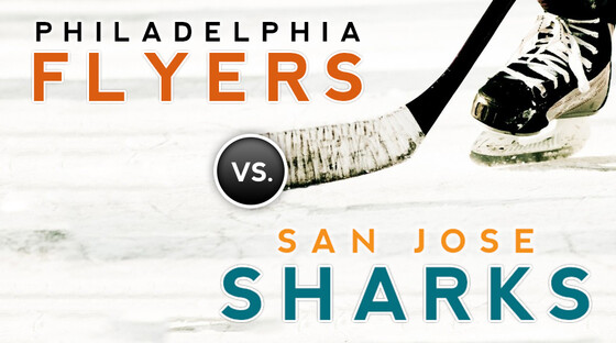 Nhl flyers sharks