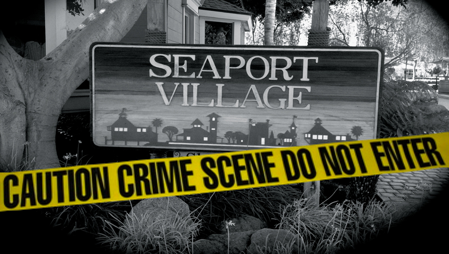 Pirate-Themed Murder Mystery Scavenger Hunt in Seaport Village $12.50 ($25 value)