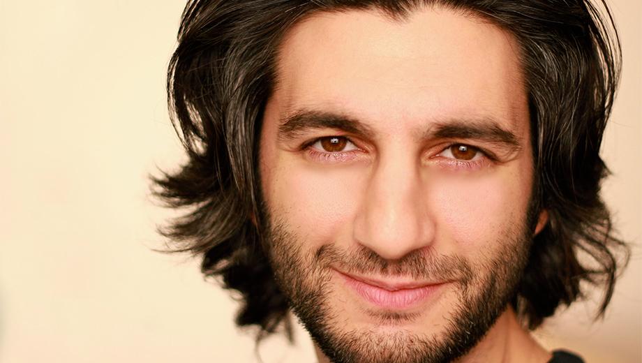 Comedian Amir K (