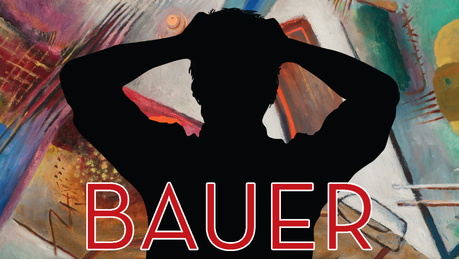 The Scandalous Life of Avant-Garde Artist Rudolf Bauer in New Drama $10.00 - $25.00 ($20 value)