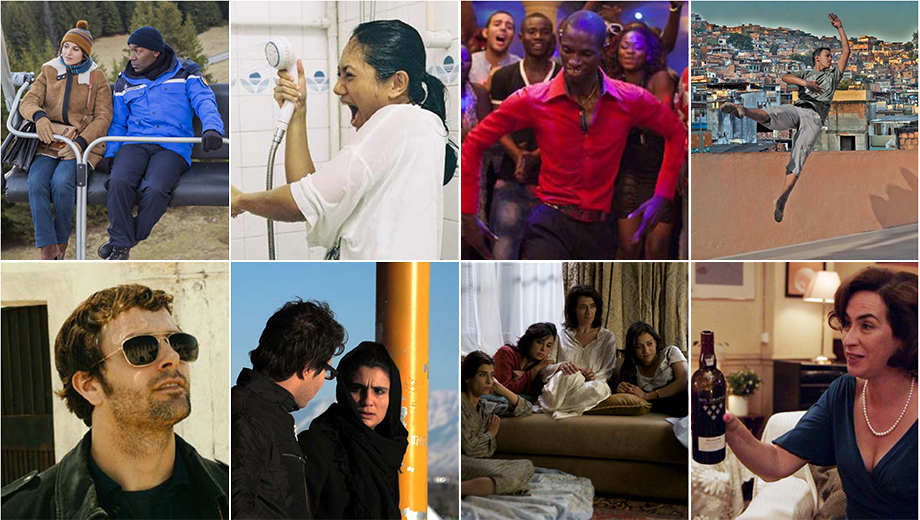 Belmont World Film's International Film Series: