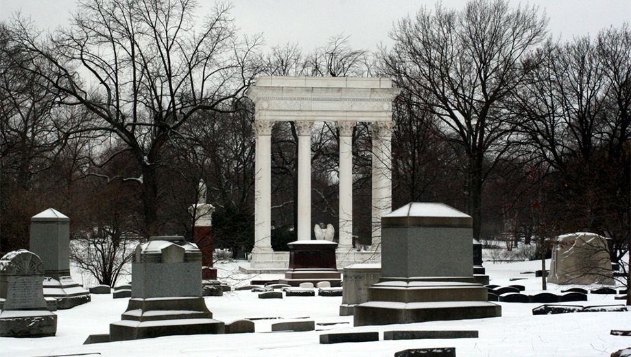 Walking Tour of Graceland Cemetery: History Comes Alive $15.00 ($30 value)