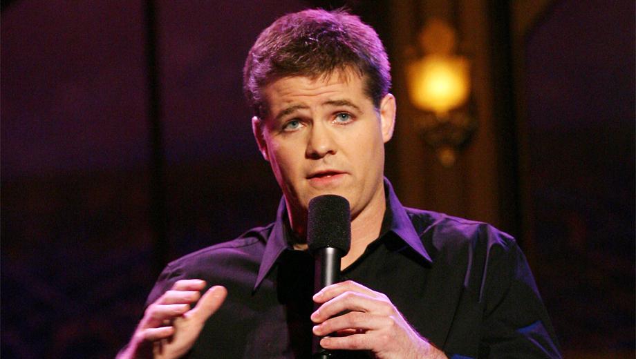 Comedian Greg Warren (