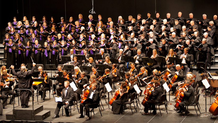 Latin American Choral and Orchestra Concert Featuring Famed Venezuelan Conductor $10.00 - $14.50 ($29 value)