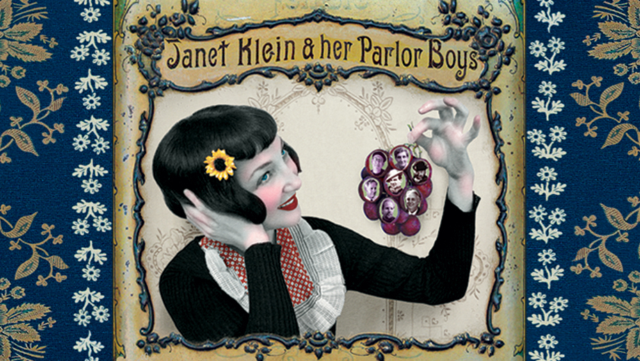 Janet Klein and Her Parlor Boys Play '20s and '30s Jazz $10.00 ($20 value)